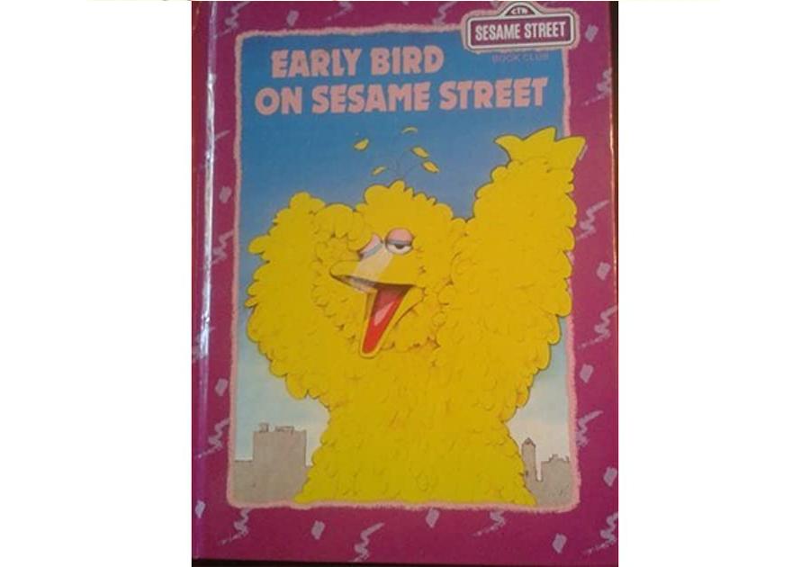 EarlyBirdOnSesameStreet