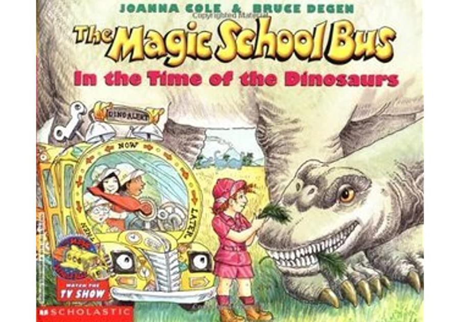 MagicSchoolBusDinosaurs